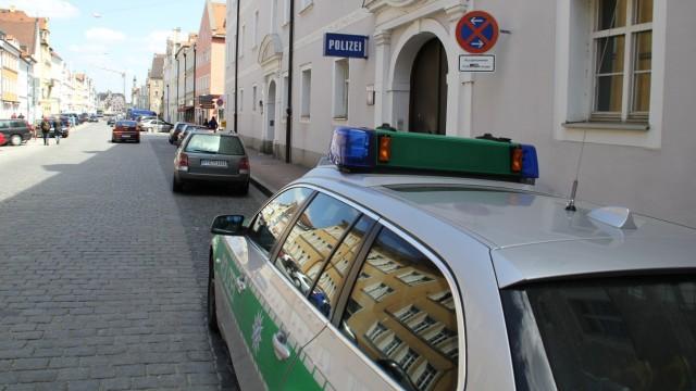Polizei Landshut Bayern
