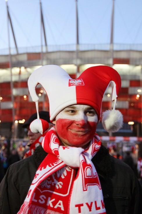 Spielort Warschau Polen Fußball-EM 2012
