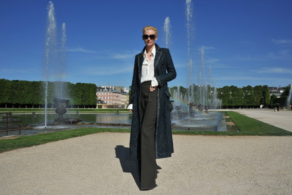 Chanel 2012/13 Cruise Collection - Photocall
