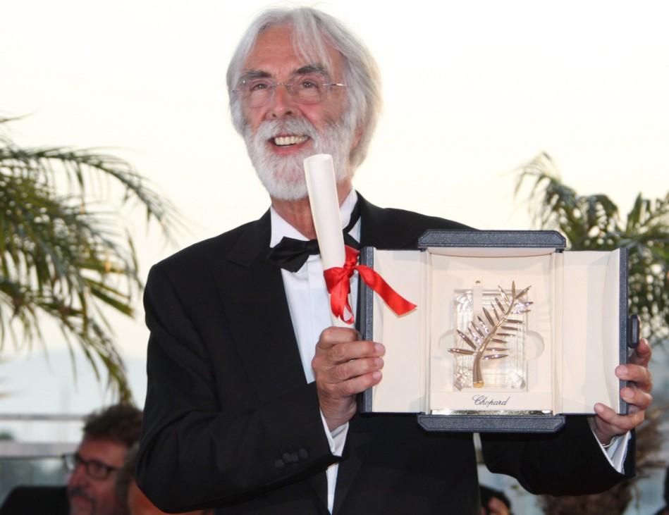 65. Cannes Film Festival - Goldene Palme für Haneke 2009