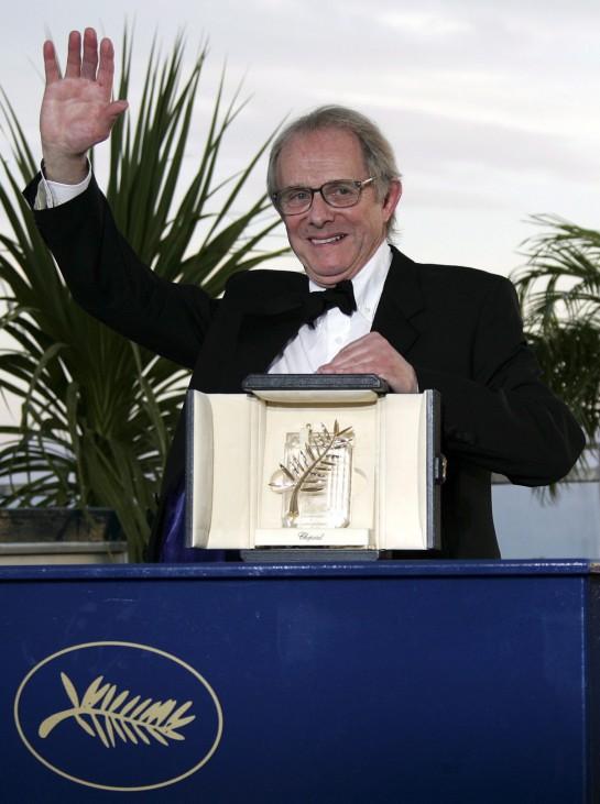 65. Cannes Film Festival - Ken Loach 2006