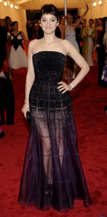 Metropolitan Museum of Art's 2012 Costume Institute Gala