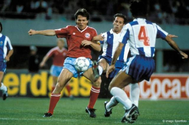 Bayern Porto 1987