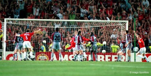 Bayern Manchester 1999
