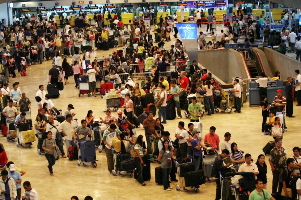 Ninoy Aquino International Airport in Manila