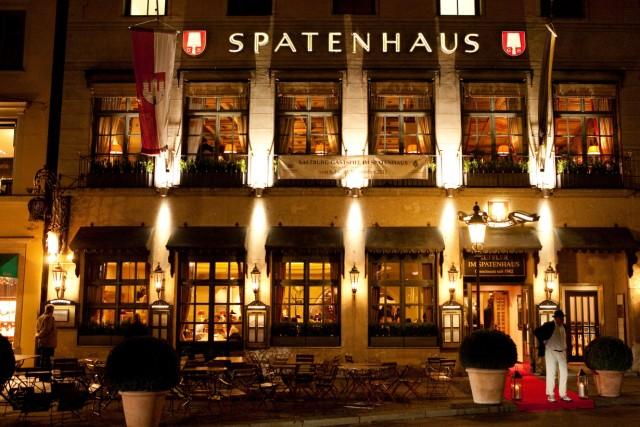 Ein Salzburg-Gastspiel  Das Hotel Goldener Hirsch zu Gast in Kufflers Spatenhaus an der Oper