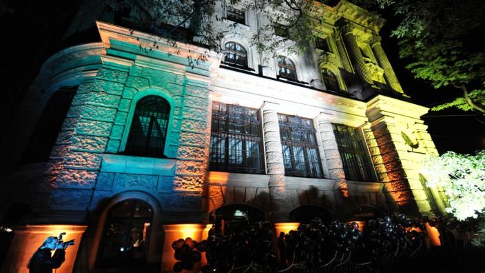 """Eröffnung des Clubs """"Heart"""" in der Alten Börse, 2010"""