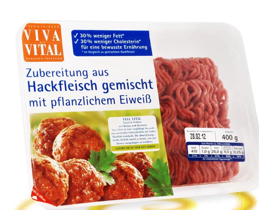 hackfleisch Werbelügen