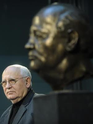 Michail Gorbatschow, ddp