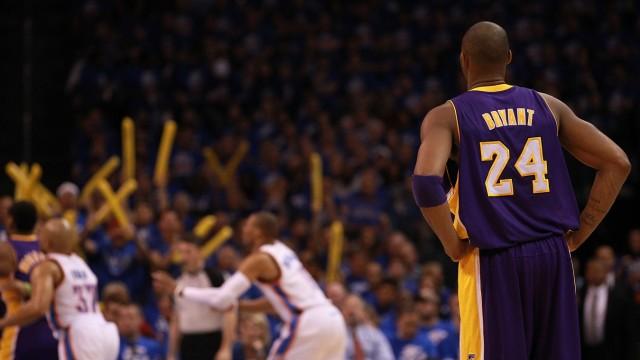 Los Angeles Lakers v Oklahoma City Thunder - Game Five