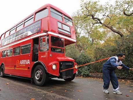 Weltrekord-Tag in London;AFP