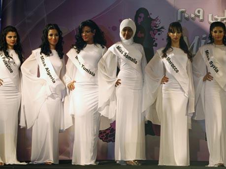 Miss Arab World 2009;Reuters