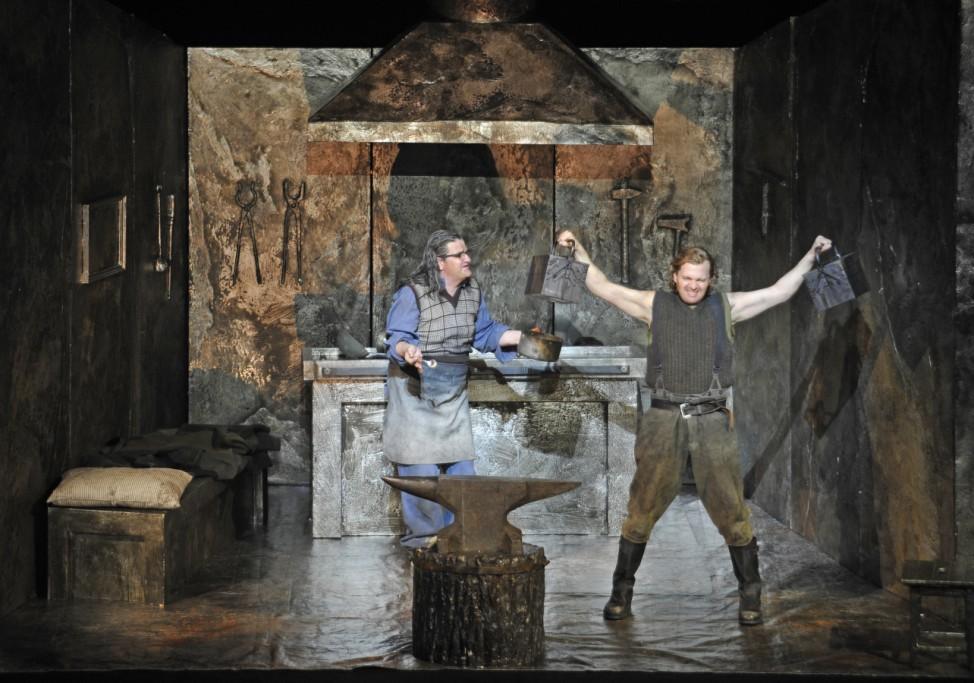 'Siegfried' an der Bayerischen Staatsoper