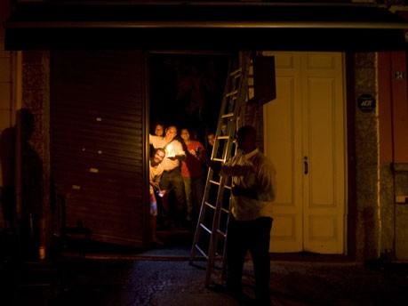 Stromausfall stürzt Brasilien ins Chaos;AFP