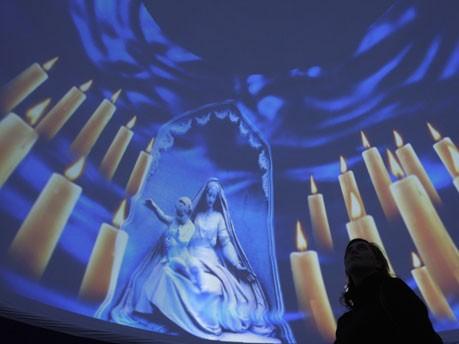 Art. Theatre. Museum;Reuters