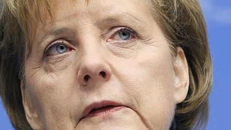 Bundeskanzlerin Angela Merkel Kundus Reuters
