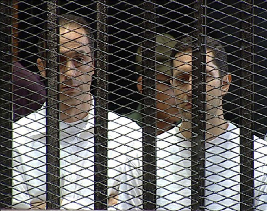 Mubarak sons face new corruption charges