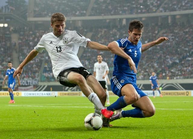 Länderspiel Deutschland - Israel