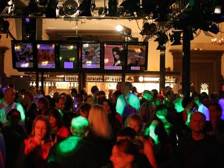 Ü33-Party im Schlachthof München