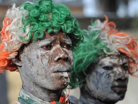 Abidjan, Elfenbeinküste;AFP