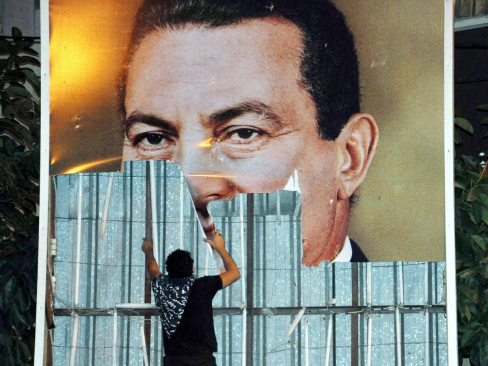 Urteilsverkündung im Mubarak-Prozess