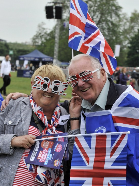 Queen's Diamond Jubilee Build-Up