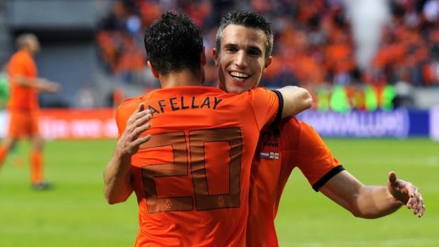 Soccer friendly - Netherlands vs Northern Ireland