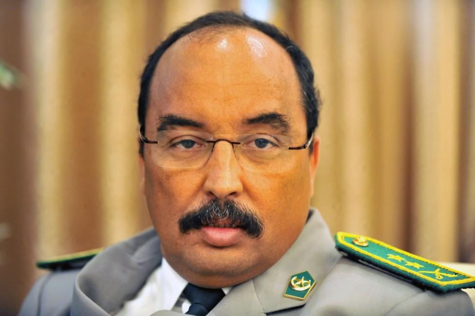 Mauretanien: General Mohamed Ould Abdel Aziz.