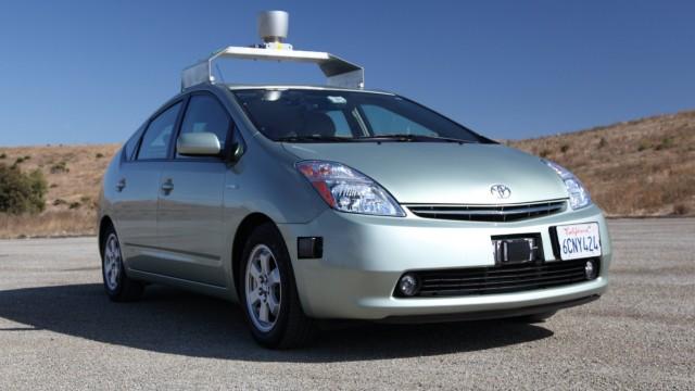 Google, Roboter-Autos, self-driving-cars, Kalifornien