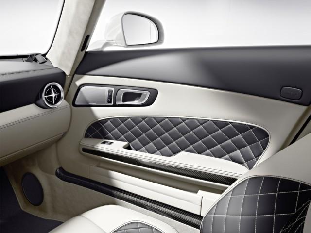 Mercedes SLS AMG GT Beifahrertür