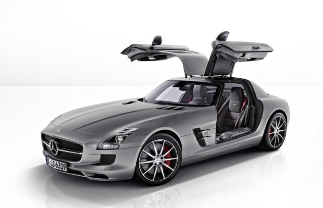 Mercedes SLS AMG GT Außenansicht