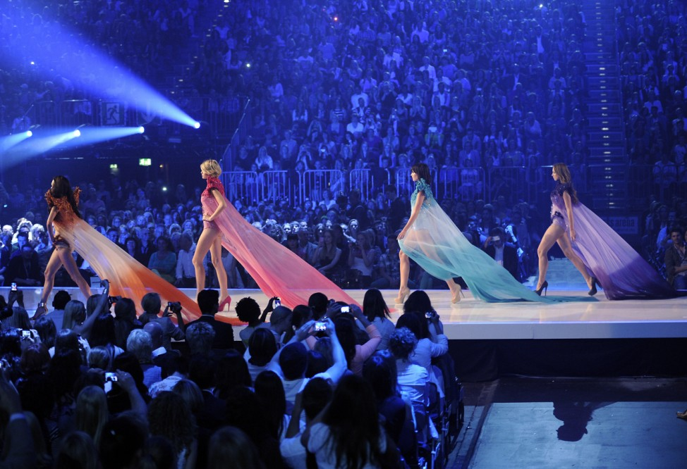 Germany's next Topmodel 2012