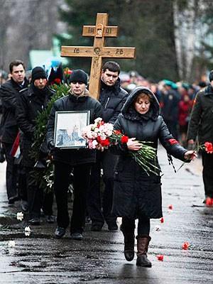 Bombenanschlag Schnellzug Moskau St. Petersburg, AP