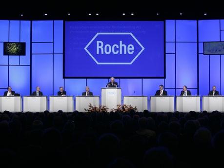 Roch, Foto: AP