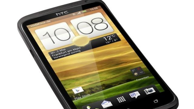 Vierkern-Smartphone im 24-Stunden-Test: Heiße Sache: HTCs neues Flaggschiff entwickelt bei Belastung viel Hitze.