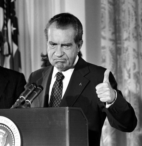 Nixon-Rücktritt