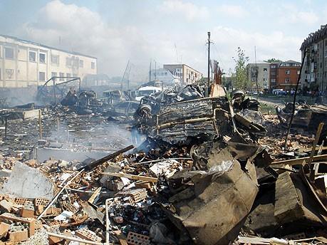 Terroranschlag Russland 2008, dpa