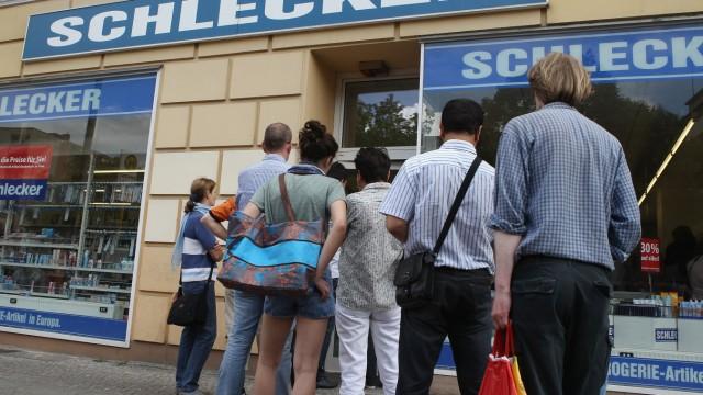 Schlecker Liquidation Continues