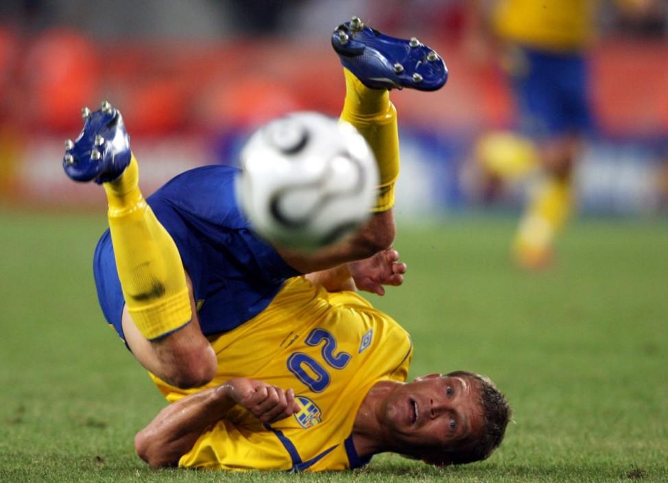 WM 2006 - Schweden - England