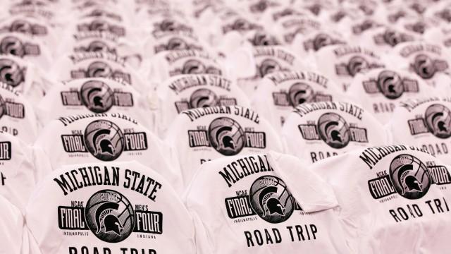NCAA Final Four - Butler v Michigan State