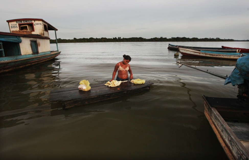 Brazil's Controversial Belo Monte Dam Project To Displace Thousands in Amazon