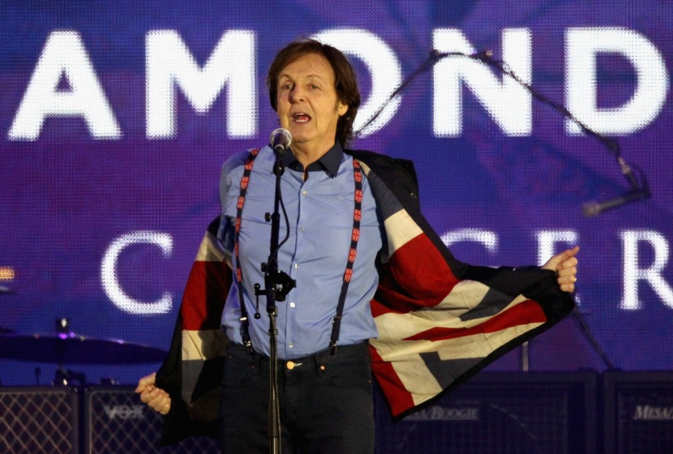 Paul McCartney 70. Geburtstag