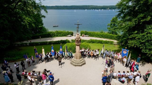 126. Todestag von König Ludwig II - Gedenkfeier