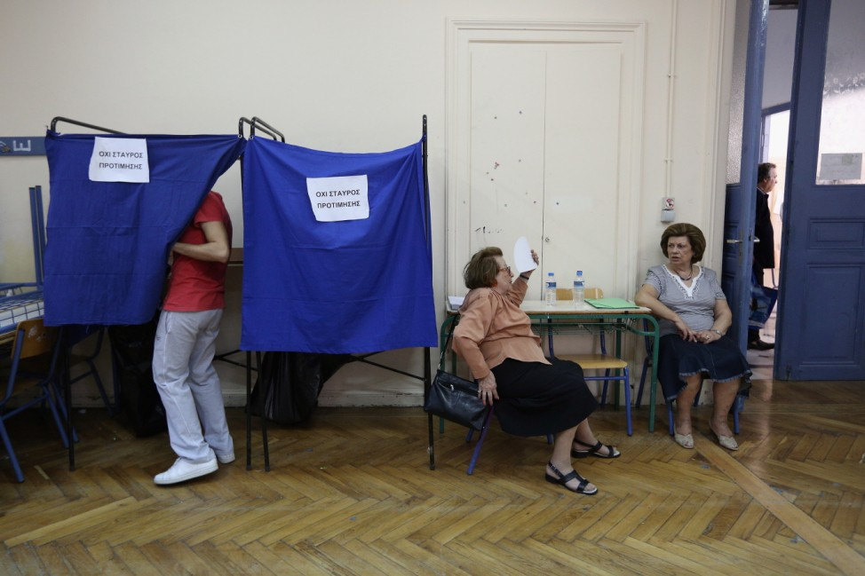 Debt Wracked Greece Goes To The Polls For Critical General Election