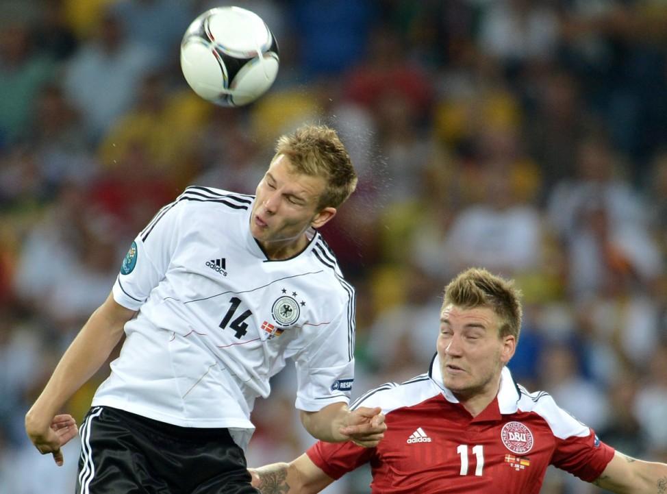 EURO 2012 EM Europameisterschaft Dänemark - Deutschland Badstuber
