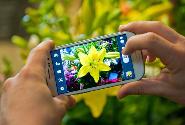Der iPhone-Rivale: Samsungs Galaxy S3 punktet mit großem Display