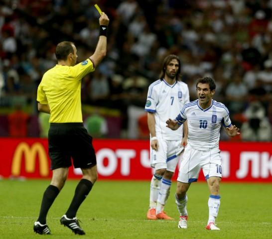 Greece vs Russia
