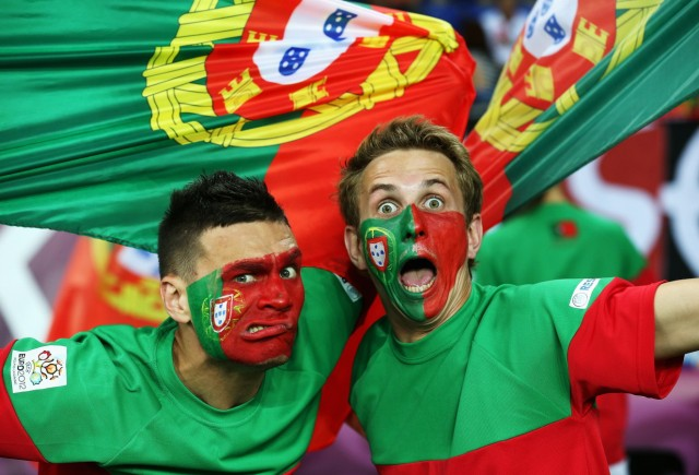 Portugal v Netherlands - Group B: UEFA EURO 2012