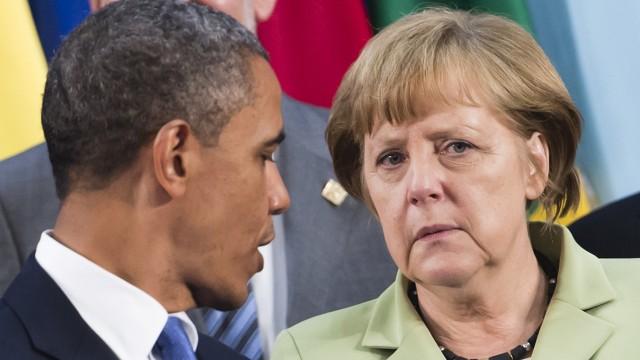 Lösung der USA für die Krise der Euro-Zone