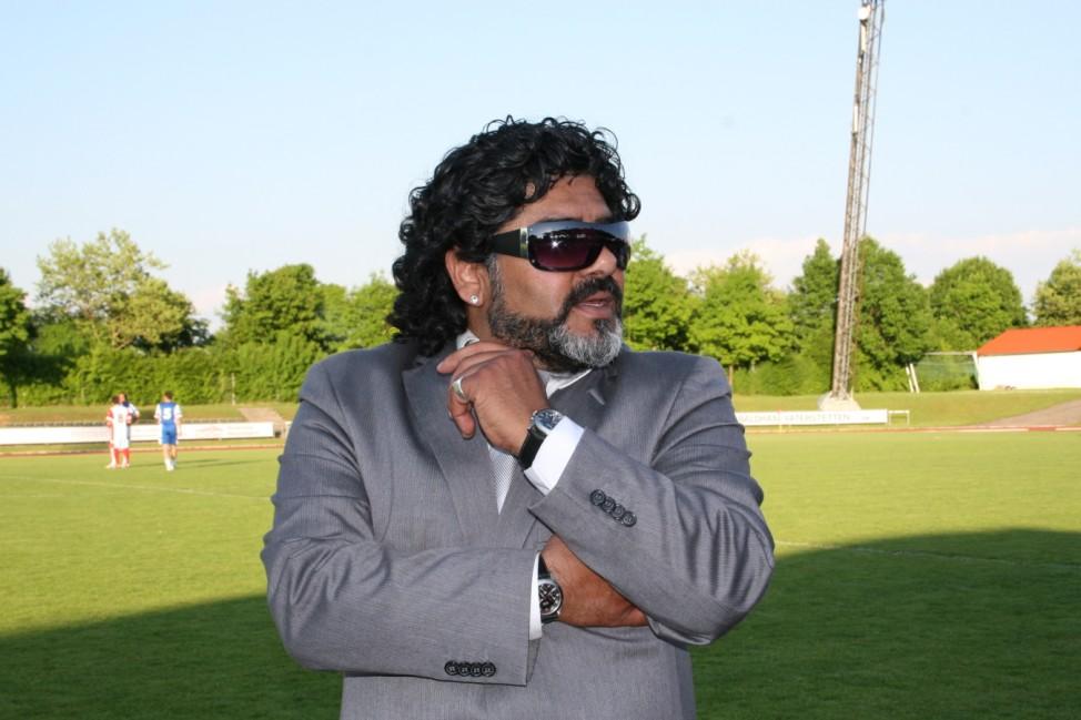 Diego Maradona Double Abi Atici